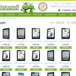 Bozowi Website