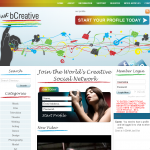 thebcreativedirectory Homepage