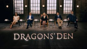 Featured On Dragons Den